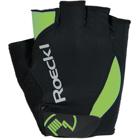 Roeckl Baku Gloves black/green